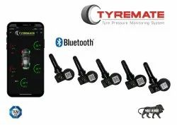 Bluetooth based Car Tyre Pressure Monitoring System