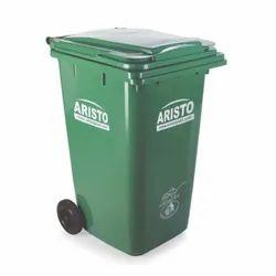 Aristo Wheeled Dustbin