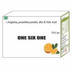 L Arginine Proanthocyanidin DHA & Folic Acid