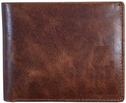 Generic Casual Genuine Leather Wallet - Model SPIM02