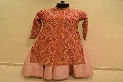 Casual Wear Kashmiri Jamawar Jacket