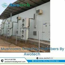 Mushroom Growing Chambers