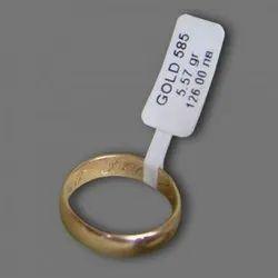 Paper Jewellery Tag