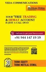 Demat Account Opening Services, In Hyderabad