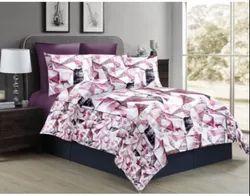 Double Bed Sheets-Fleur Chic