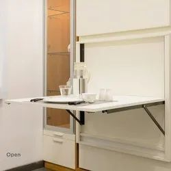 QWEEL Standard Dining Folding Table, For Home