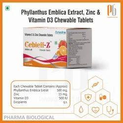Cebieff-Z Chewable Tablets