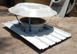 Electric Motor Drive Roof Ventilators 1 H.P / 0.75 KW