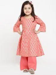 Girl Kids Wear, Size/Dimension: Medium