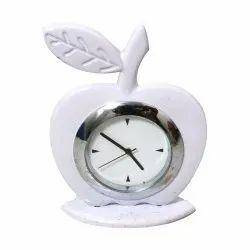 Apple Shape Table Clock