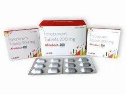 Faropenem Tablets 200 Mg (Afnobact-200 Tablets)