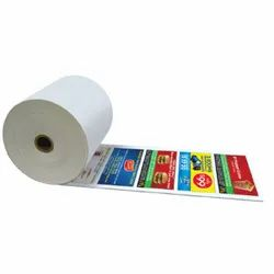 Printed Paper Roll, GSM: 100 GSM