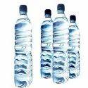 Empty Mineral Water Bottle