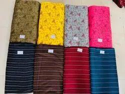 Trendy Rayon Printed Fabric