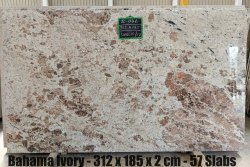 Bahama Ivory Granite