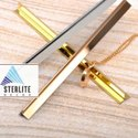 Sterlite Decor Inlay Stainless Steel T Profiles