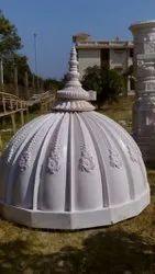 FRP Fiberglass Dome