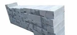 Green Build Rough 100 mm Rubble AAC Blocks, For Floor