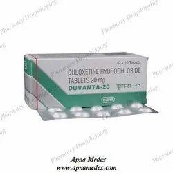 Duvanta 20 Mg Tablet