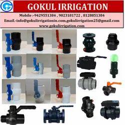 PP Irrigation Ball Valve