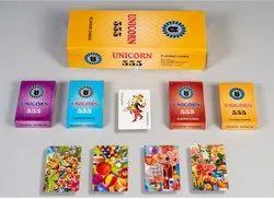 Unicorn 555 Playing Cards