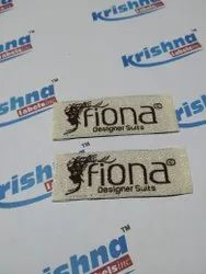Fabric Tags For Handmade Items