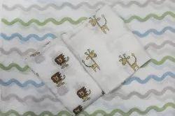 Baby Organic Muslin Cloths