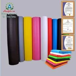 Spunbond Nonwoven Fabric With Excellent Property Of Air Through
