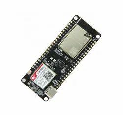 SIM800L With ESP32 Wrover B