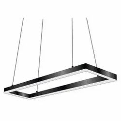 Rectangular Suspended Hanging Light