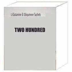 L Glutamine & Ubiquinone Sachet