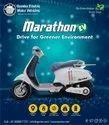 Marathon-Battery operated Scooty