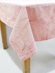 Cotton Printed Table Throw