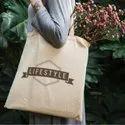 Printed Cloth Bag, Design/pattern: Printed, Plain, Capacity: 5 Kg