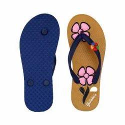 rubber Hawai Ladies Slippers