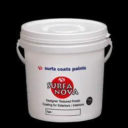 Surfa Nova Texture Wall Finish Paints