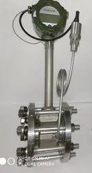 Digital Vortex Flow Meters