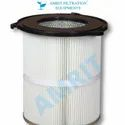 3 (Three) Lugs Dust Collection Filter