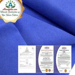 Hospital Medical Disposable Uniform SSMMS Non Woven Fabric