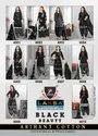 Laasa Black Beauty Vol 4 Cotton Patiala Dress Material Catalog