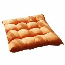 Orange Chair Cushion Pad