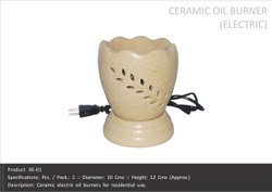 Ceramic Oil Diffuser - RE-01