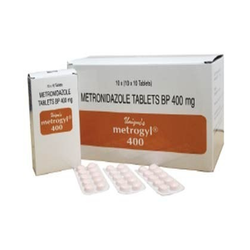 Metrogyl 400mg Tablet (Metronidazole)
