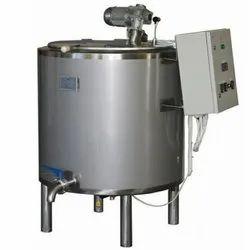 Batch Milk Pasteurizer