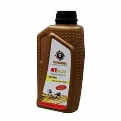 Two Wheelers 4t Plus Titanol Engine Oil, For Automotive Industry, Packaging Type: Can