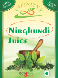 Aloe Nirgundi Harshringar Herbal Juice