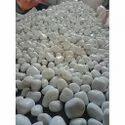 White Polished Pebble