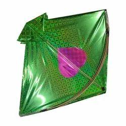 30 Inch Plastic Kite, Shape: Rhombus