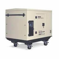 Kohler Diesel Generators 82.5 kVA, 3-Phase