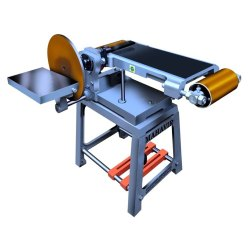 Belt Disc Sander Machine